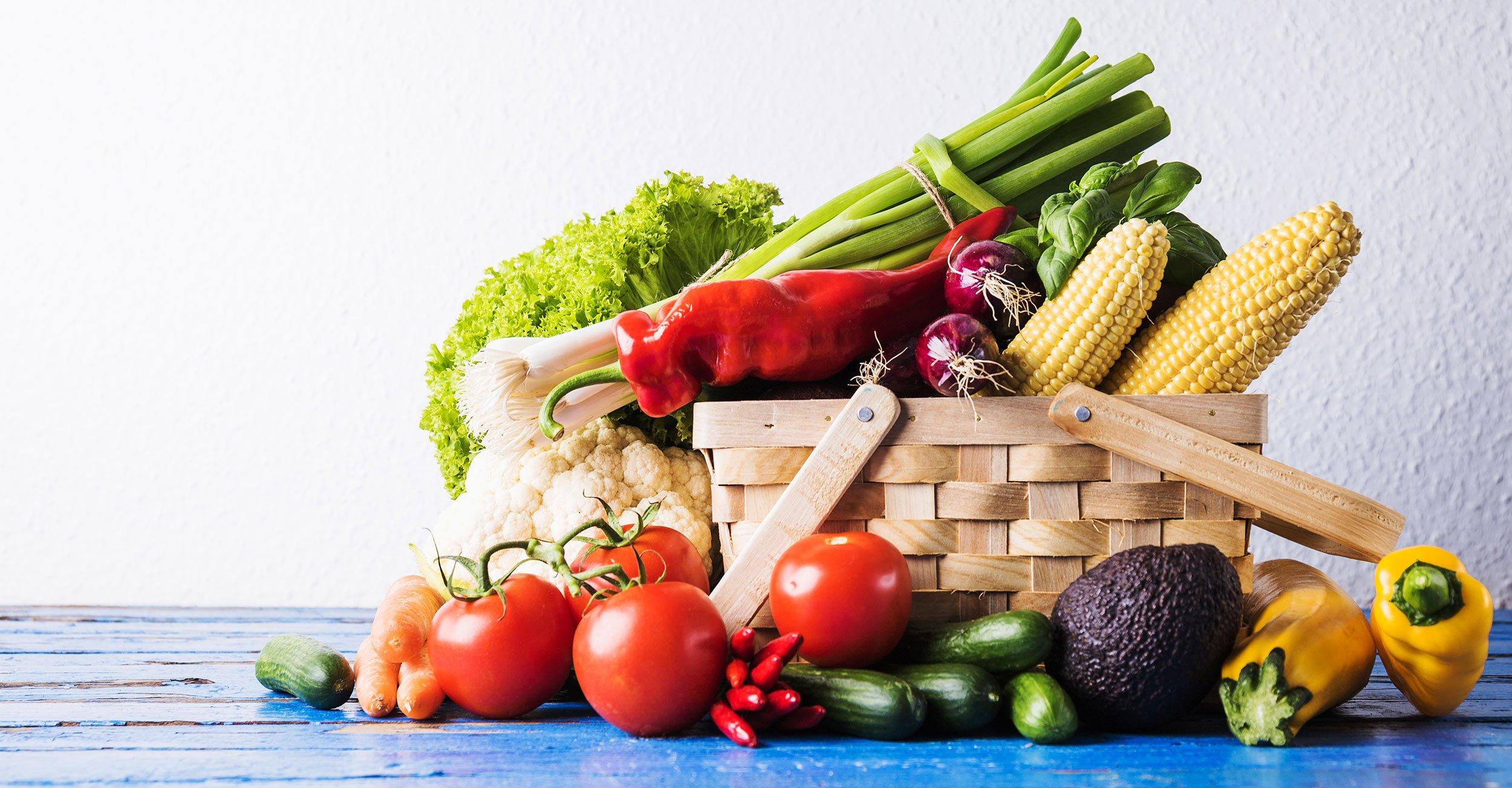 dieta vegana y vegetariana | Clínica de medicina y nutrición en Albacete