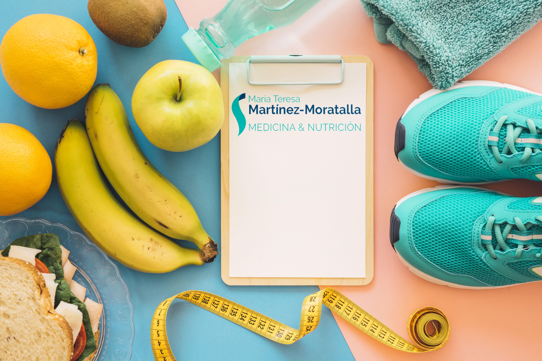 Dieta deportiva Albacete | Clinica de medicina y nutrición Maria Teresa Moratalla