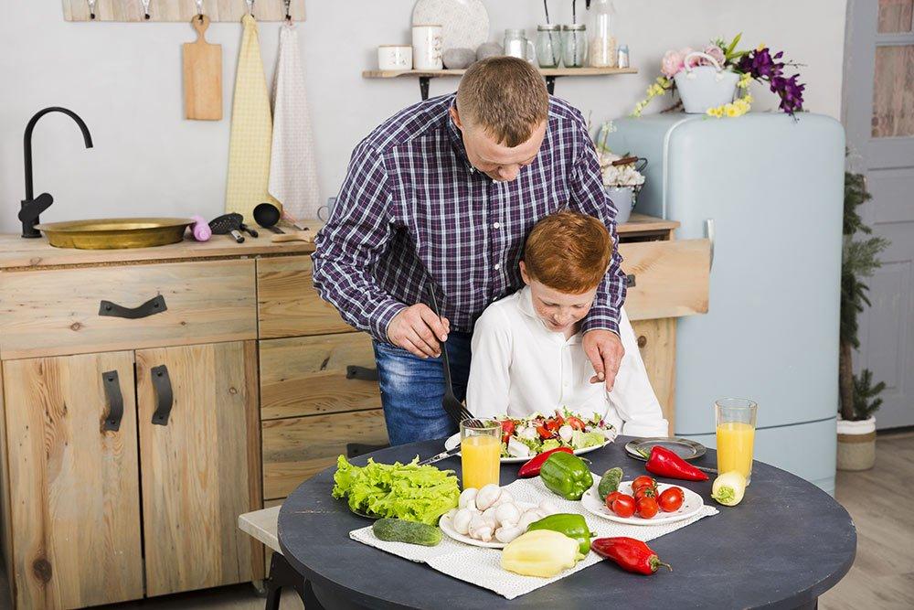 Nutrición infantil Albacete