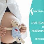 ¿Existe alguna relación entre la dieta y la fertilidad?