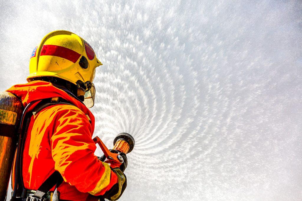 nutrición para oposiciones de bombero
