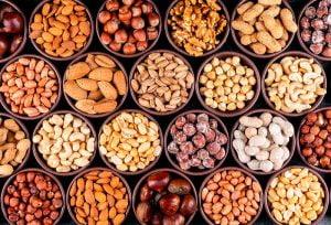 tomar frutos secos en la dieta | Nutrición Albacete