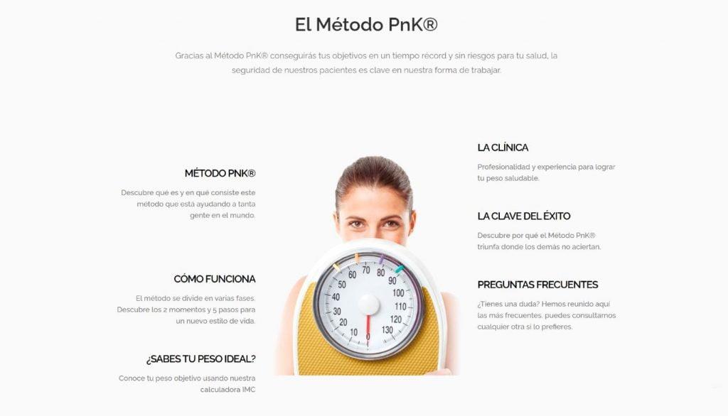 Método PnK | María Teresa Moratalla
